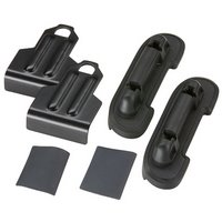 Yakima 8006198 BaseClips 198 for Baseline Car Roof Rack Towers, Pair
