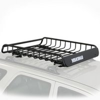 Yakima 8007070 Load Warrior Roof Rack Luggage Basket Cargo Carrier