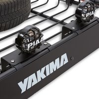 Yakima 8007075 Light Mount Brackets Mega Warrior, Load Warrior Baskets