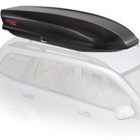 Yakima 8007335 SkyBox 16 Carbonite Car Roof Rack Cargo Box