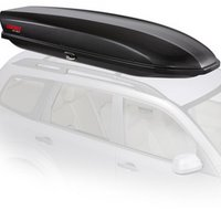 Yakima 8007337 SkyBox 21 Carbonite Car Roof Rack Cargo Box