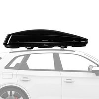 Yakima 8007394 GrandTour 16 Premium Car Roof Rack Cargo Box