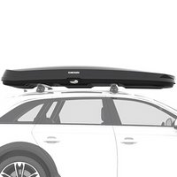 Yakima 8007398 GrandTour Lo 15 Premium Car Roof Rack Cargo Box