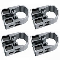 ysnaph Yakima Horizontal Snap-Around Roundbar Accessory Attachments