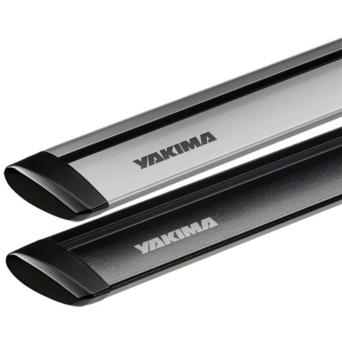 Yakima Mercury Mountaineer 5dr 1997-2001 TimberLine Car Roof Rack with JetStream Aluminum Bars for Factory Raised Rails